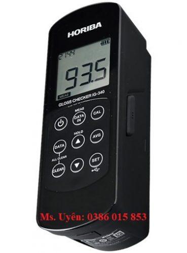 Máy đo độ bóng horiba IG340