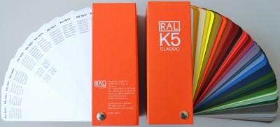 Quạt màu K5