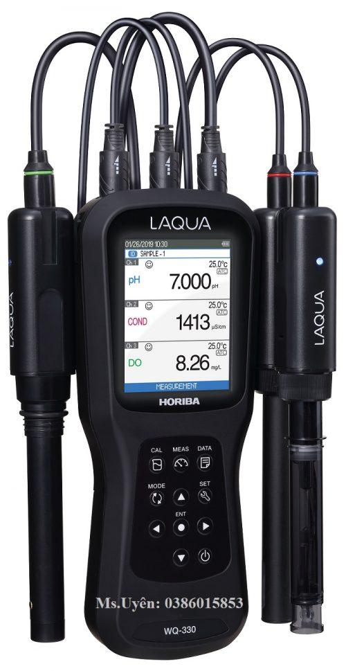 Máy đo đa chỉ tiêu cầm tay WQ330-K