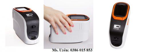 máy đo màu quang phổ cầm tay