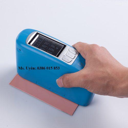 Máy đo độ bóng 3 góc CHN